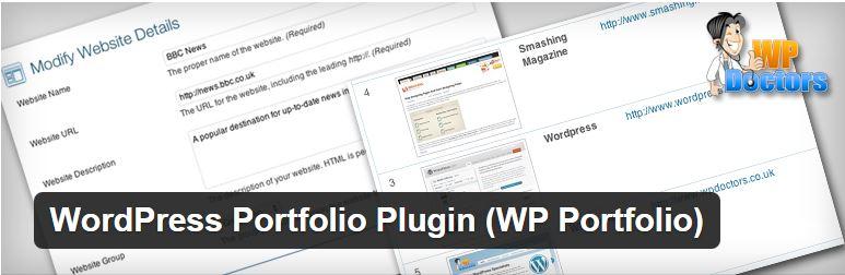 افزونه WordPress Portfolio Plugin