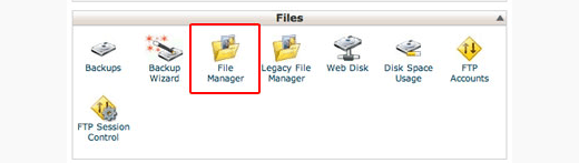 cpanel-filemanager
