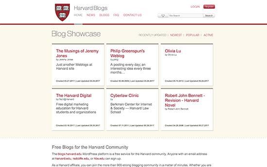 harvardblogs