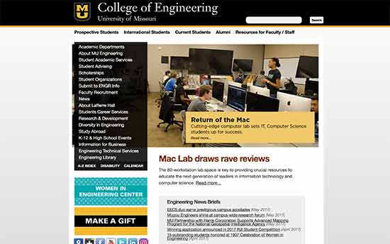 missouri engineering