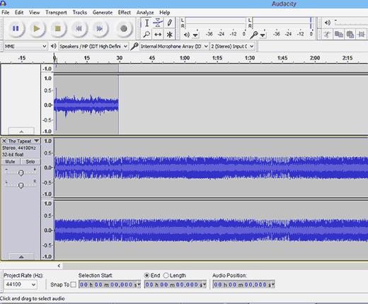 software audacity