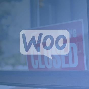 بستن فروشگاه ووکامرس در ساعات غیر کاری