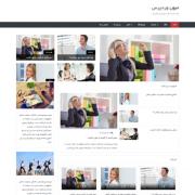 قالب وردپرس Easy Mag فارسی