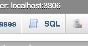 تب SQL