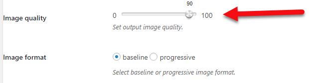تعیین کیفیت تصاویر