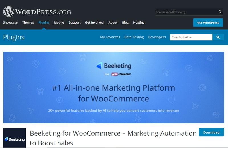 افزونه Beeketing for WooCommerce