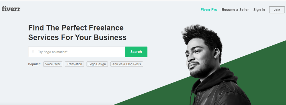 سایت Fiverr