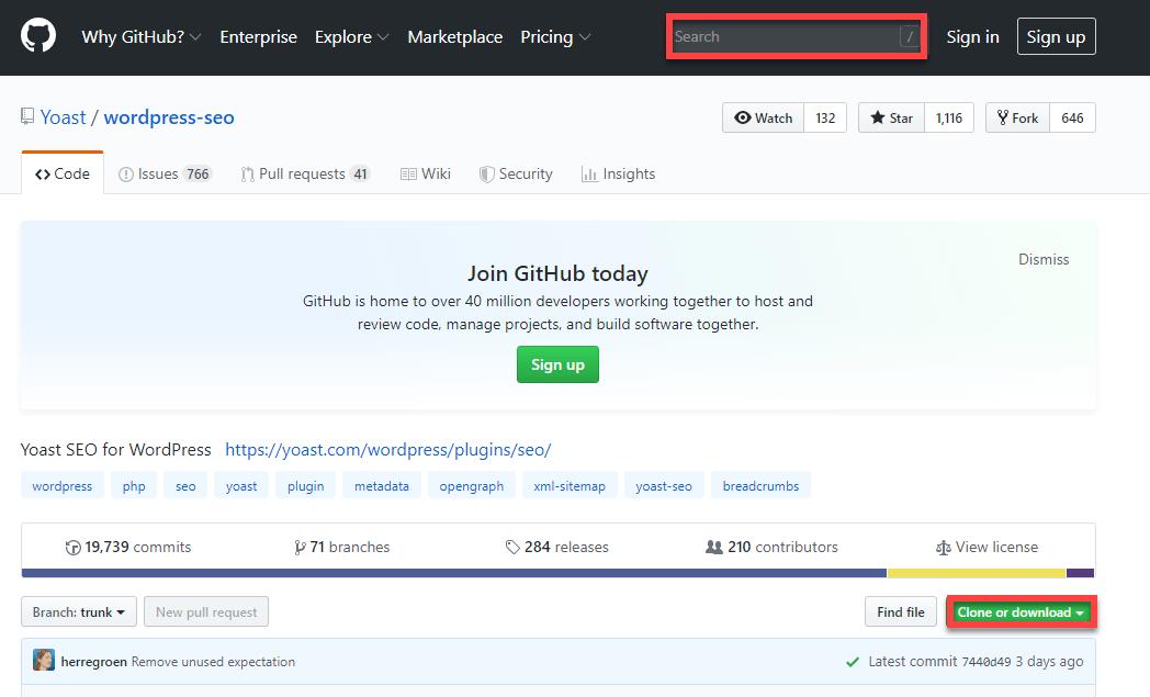 Install Plugin Whit GitHub