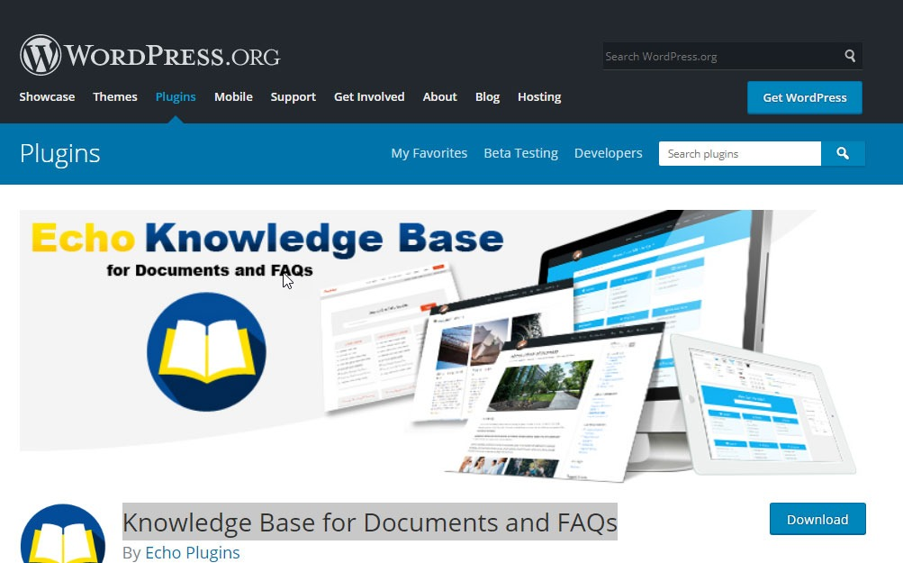 Knowledge Base for Documents and FAQs