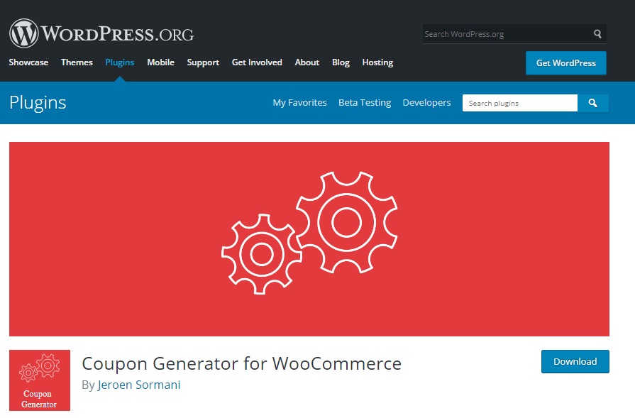 افزونه  Coupon Generator for WooCommerce
