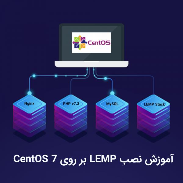 آموزش نصب LEMP بر روی CentOS 7