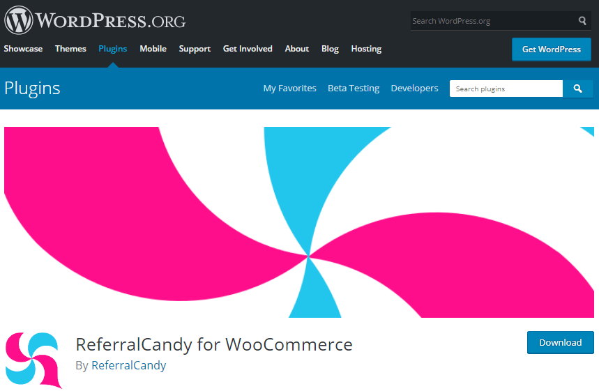 افزونه ReferralCandy for WooCommerce