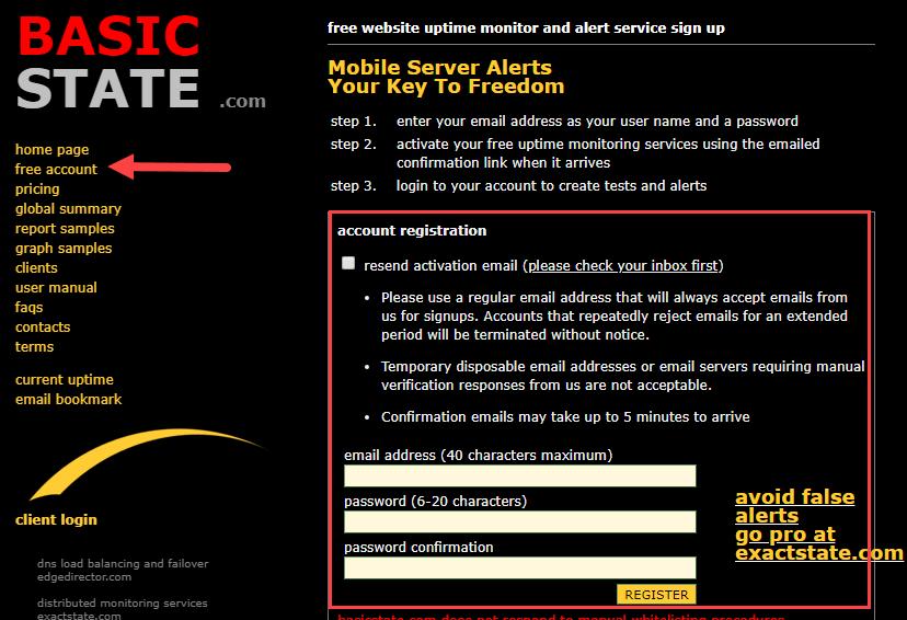 سایت Basic State
