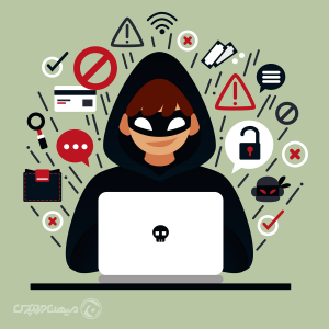 از کجا بدانیم سایت ما هک شده یا خیر
