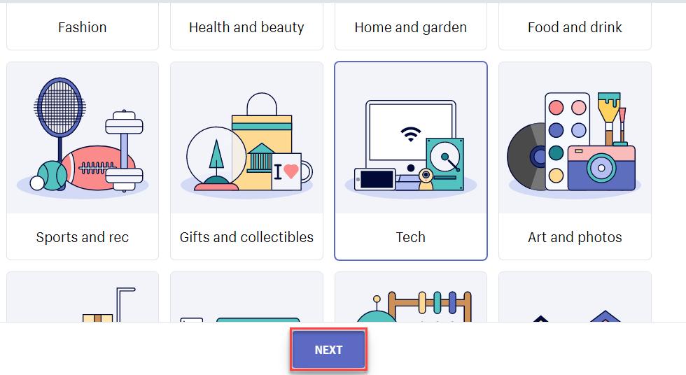تعیین نوع فعالیت در سایت