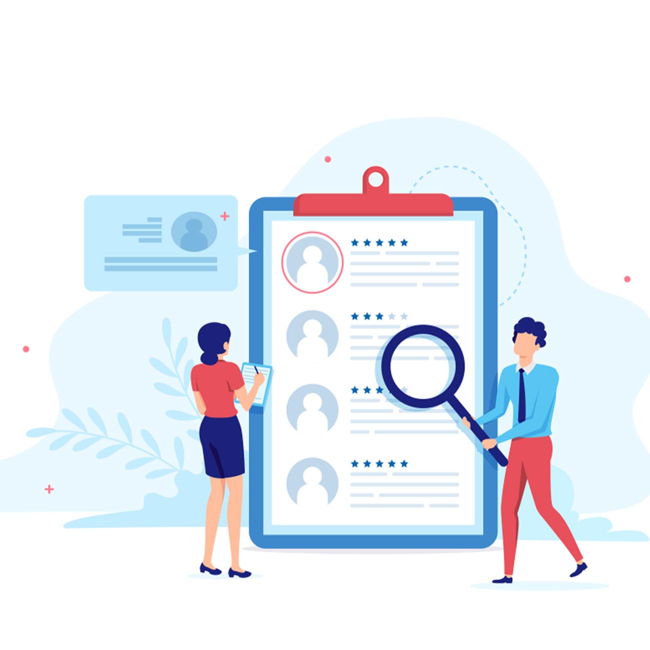 ساخت پروفایل کاربری