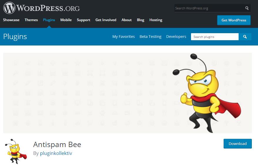 معرفی افزونه Antispam Bee