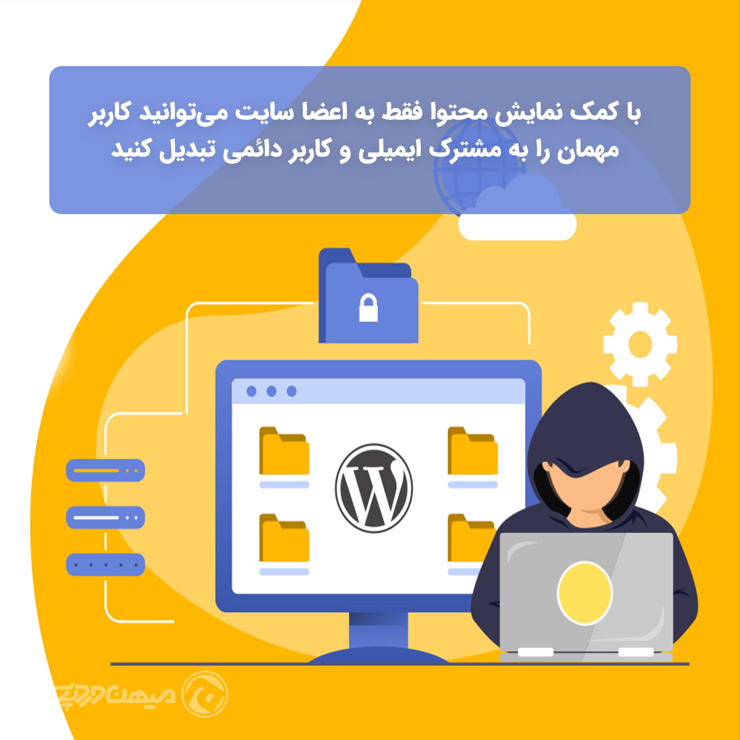 Show only part of the content to members in WordPress