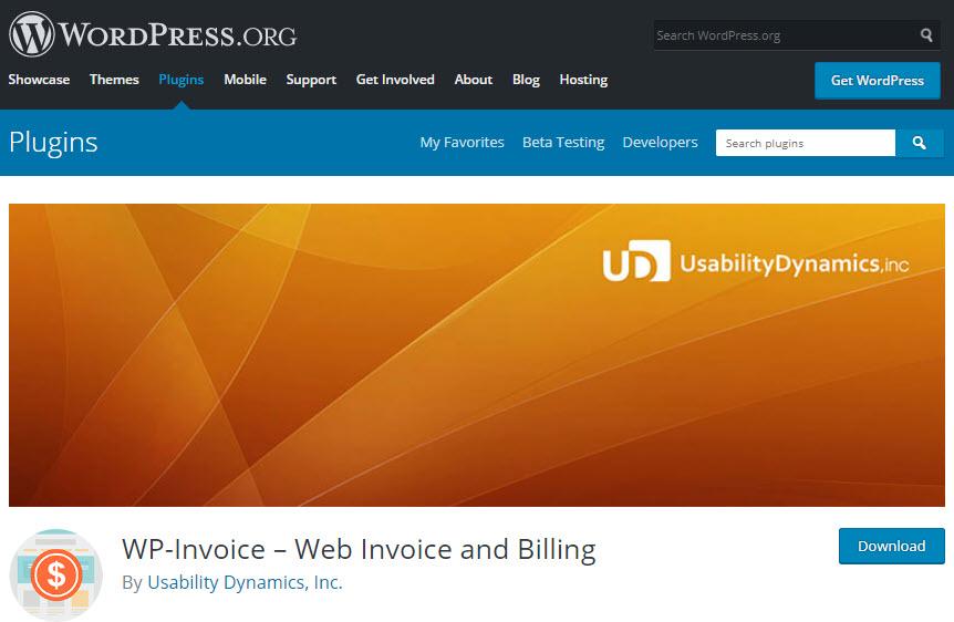 WP-Invoice