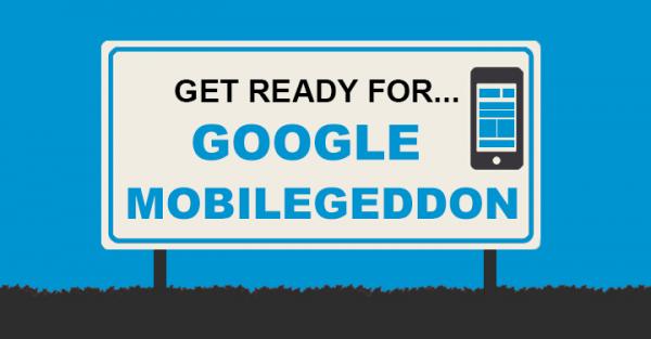 الگوریتم موبایل گدون Mobilegeddon