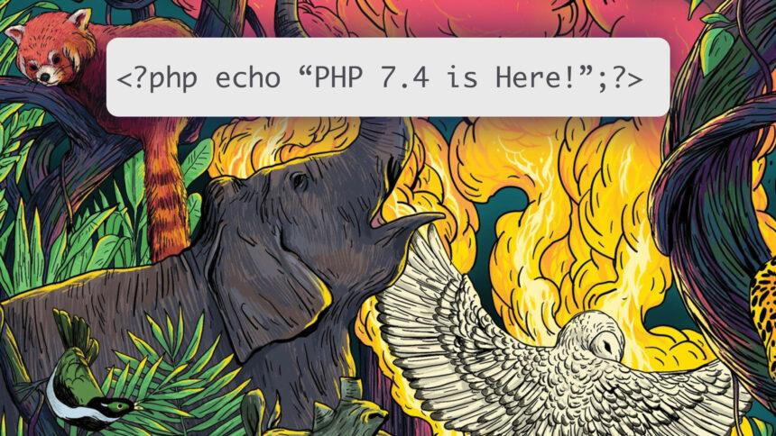 چرا از PHP 7.4 استفاده کنیم؟ امکانات آخرین نسخه پی اچ پی