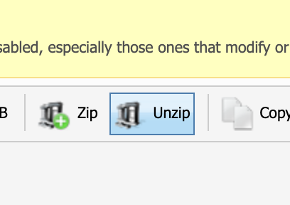 Extract ZIP Files