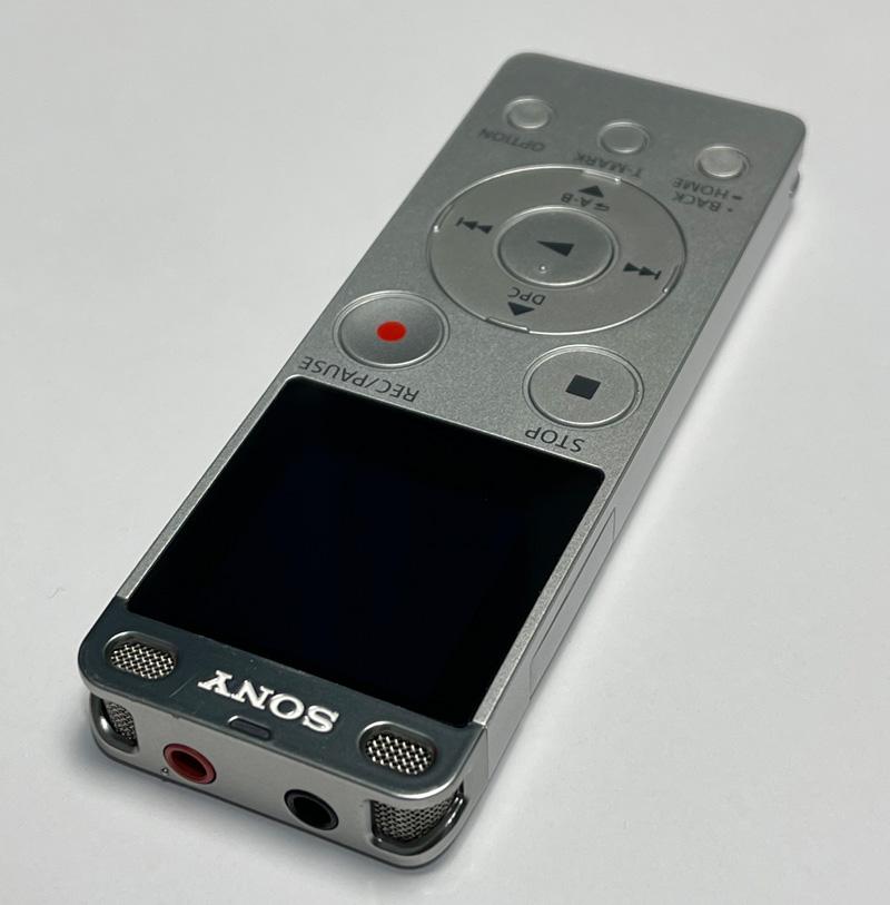 ضبط کننده صدا سونی UX560F