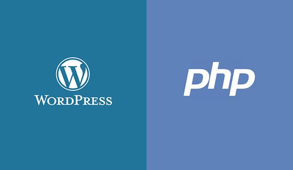 wordpress - PHP
