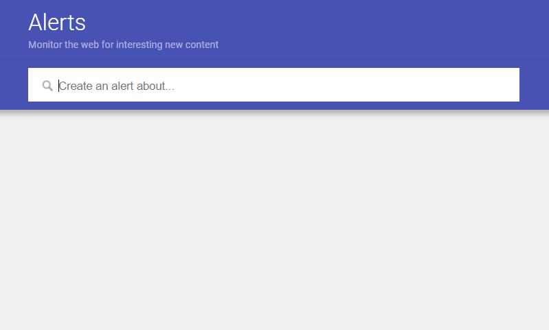 ابزار گوگل آلرت، ابزار خارقالعاده برای جلوگیری از محتوای کپی کردن از سایت شده