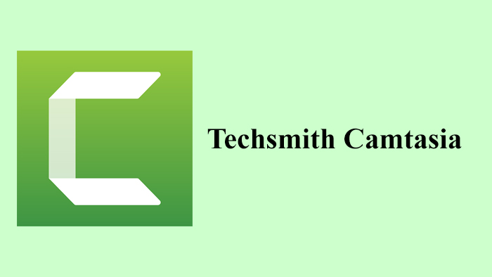 نرم‌افزار Techsmith Camtasia