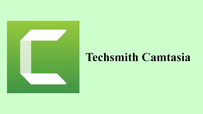 نرمافزار Techsmith Camtasia