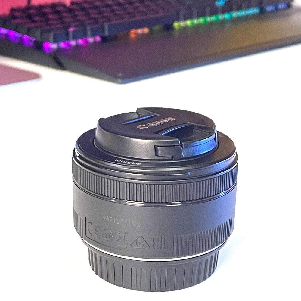 Camera lens now