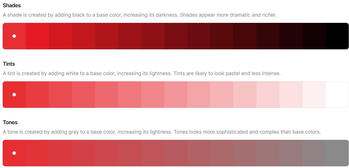 رنگ سازمانی قرمز